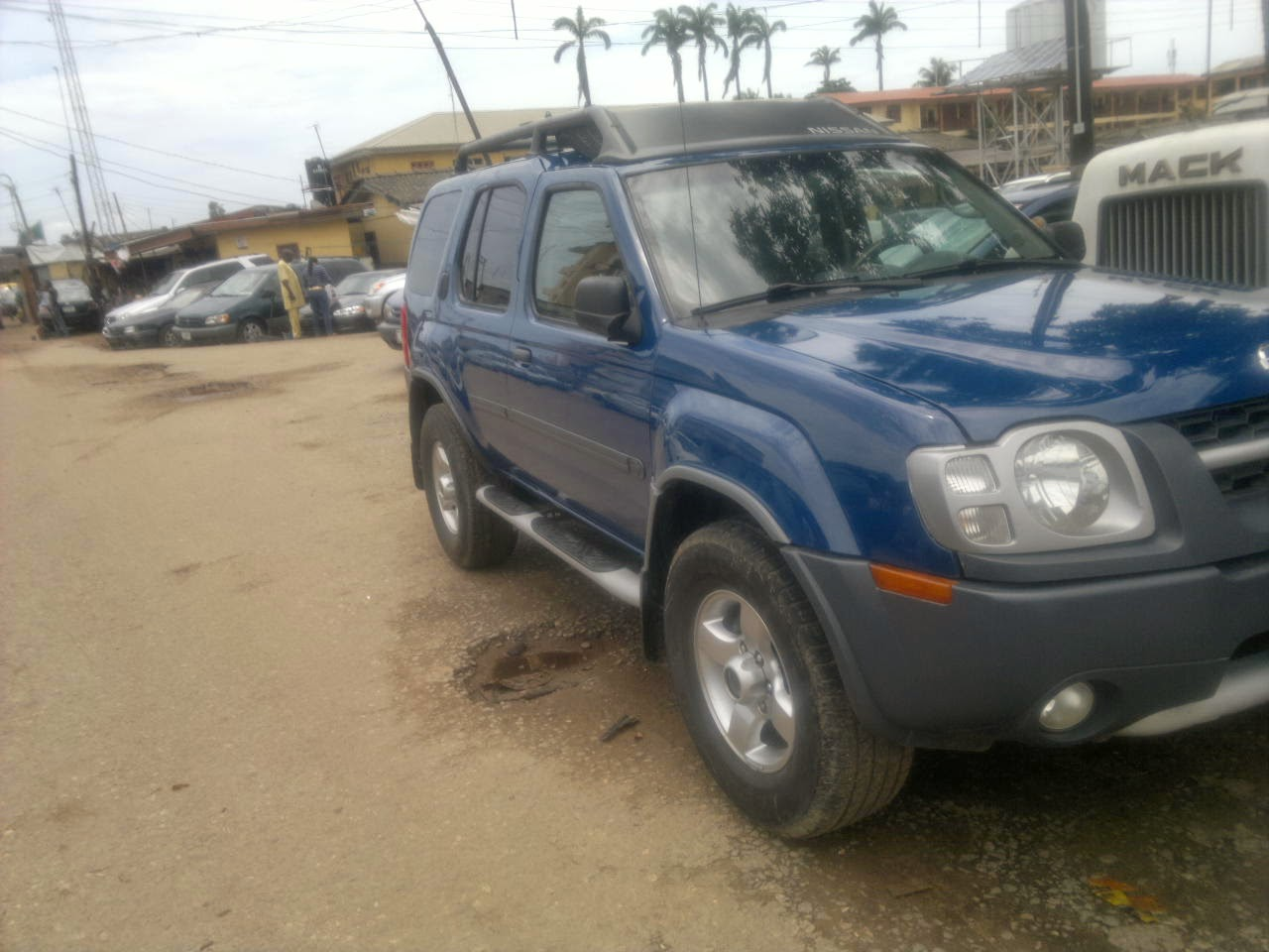 2004 Nissan Xterra 4X4 hd photo