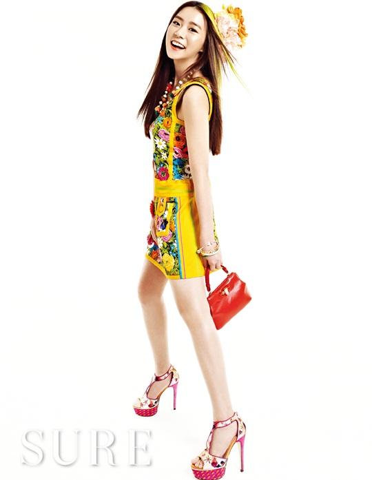 Kara Seungyeon 2013 Kara's han seung yeon in sure