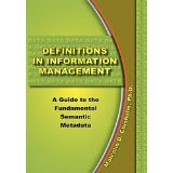 Book - Definitions in Information Management