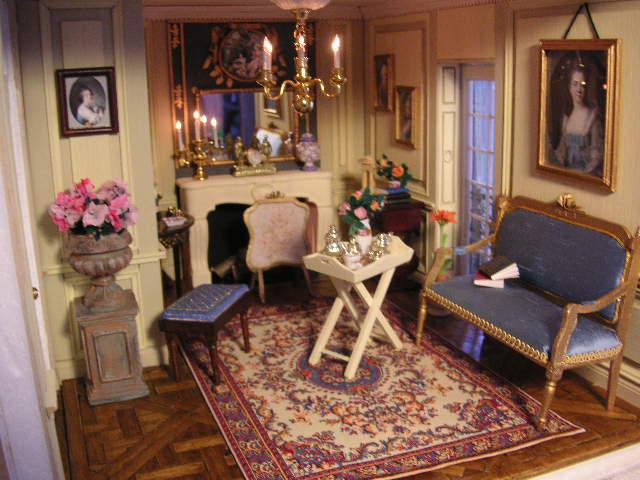 Salon XVIIIème.