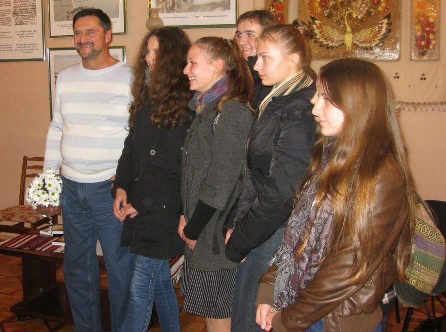 Сергей Пономаренко и читатели