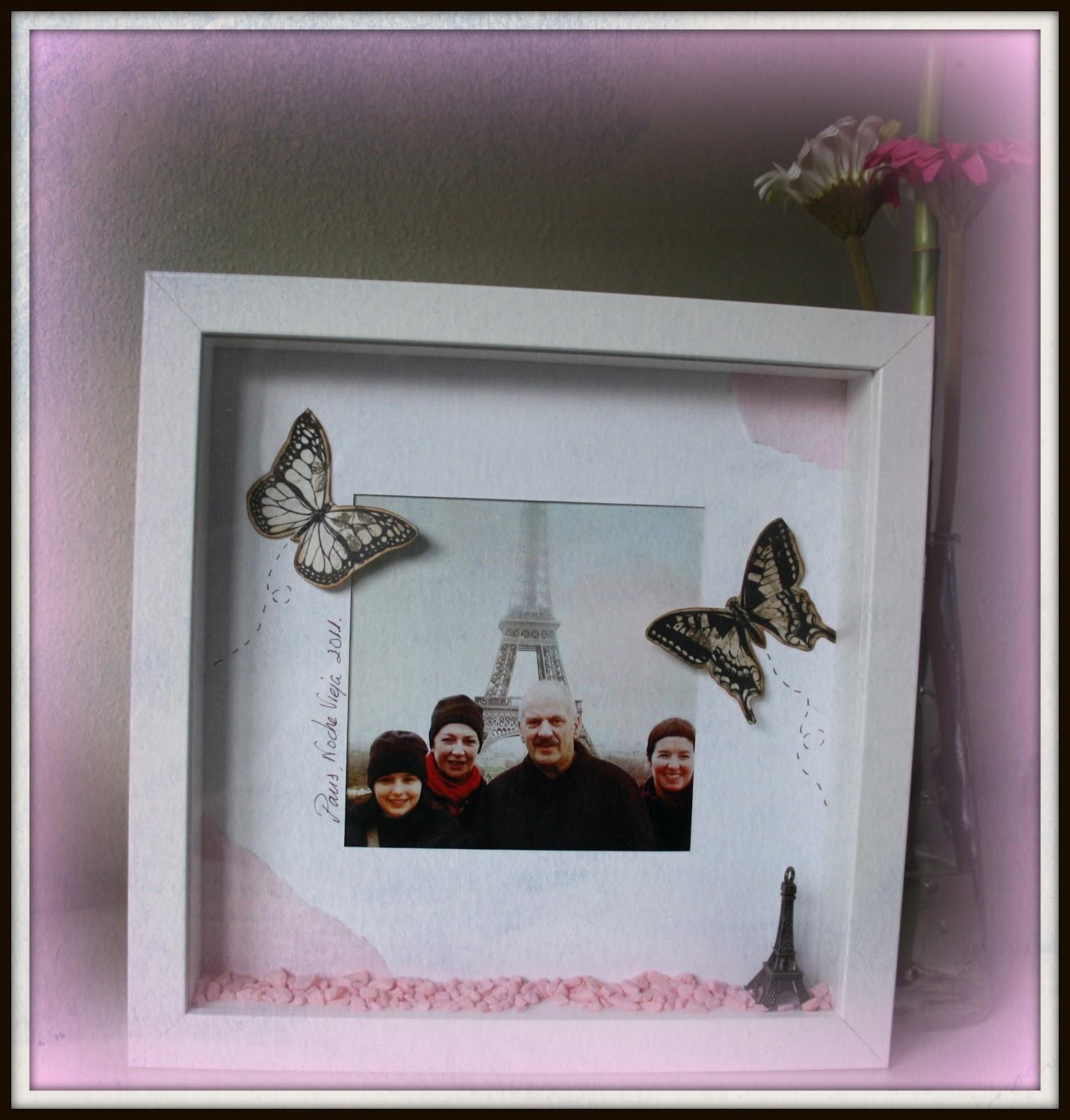 Patricia 39 s scrap marco de ikea - Marcos para cuadros ikea ...