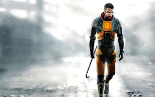 Gordon Freeman Half-Life HD Wallpaper