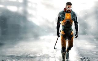 Gordon Freeman Half-Life HD Wallpaper