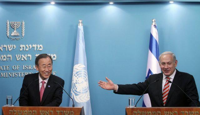 Ban Ki-moon alarmado com o Hamas