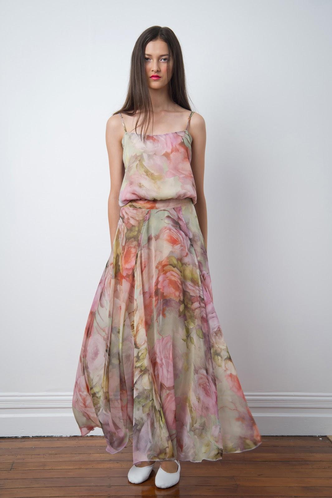 Just So Pretty The Gorgeous Garden Dress