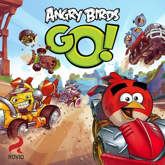 لعبة الاندرويد الرائعة Angry Birds Go v1.0.6 مجانا حصريا تحميل مباشر Angry+Birds+Go+v1.0.6
