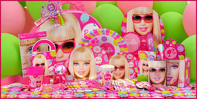 Birthday Party Theme Decoration For Girls photo