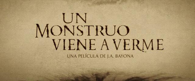 Juan Antonio Bayona revela el primer tráiler de 'Un monstruo viene a verme'