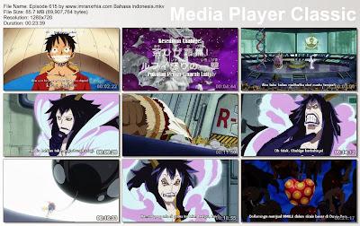 Download Film One Piece Episode 615 (Kesedihan Chahige! Pukulan Penuh Amarah Luffy!) Bahasa Indonesia