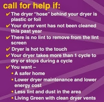 Commercial and Residential Dryer Vent Cleaning Service
