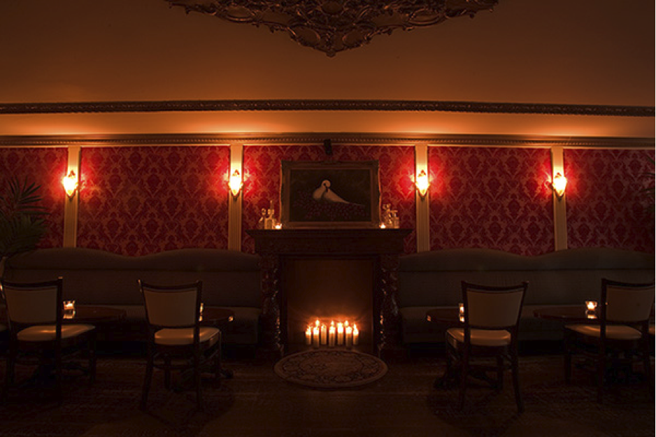 dove parlour, greenwich village lounge, best lounge for birthday party, best lounge for date, lounge recommendation, nyc lounge