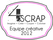 Equipe crative 4enscrap