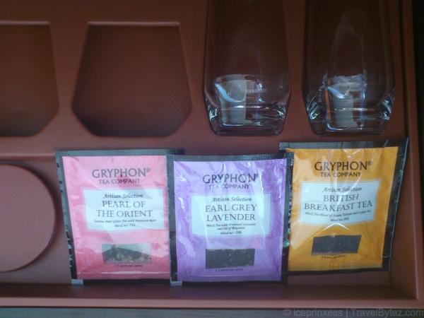 Gryphon Tea Room Afternoon Tea
