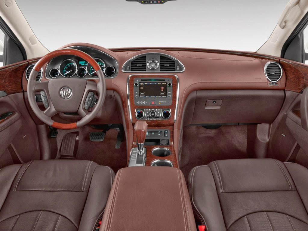 Buick enclave convenience interior pictures