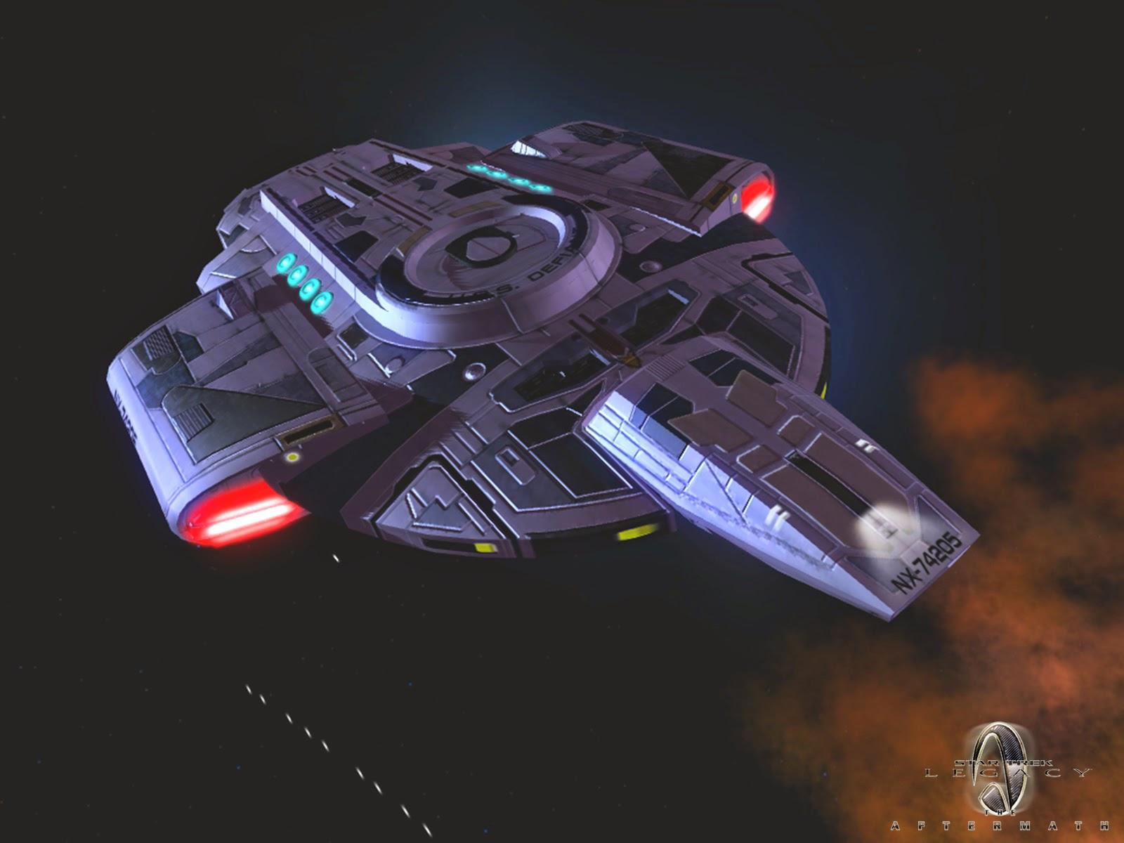 uss defiant nx 74205 uss enterprise ncc 1701 uss enterprise ncc 1701 a Star Trek Uss