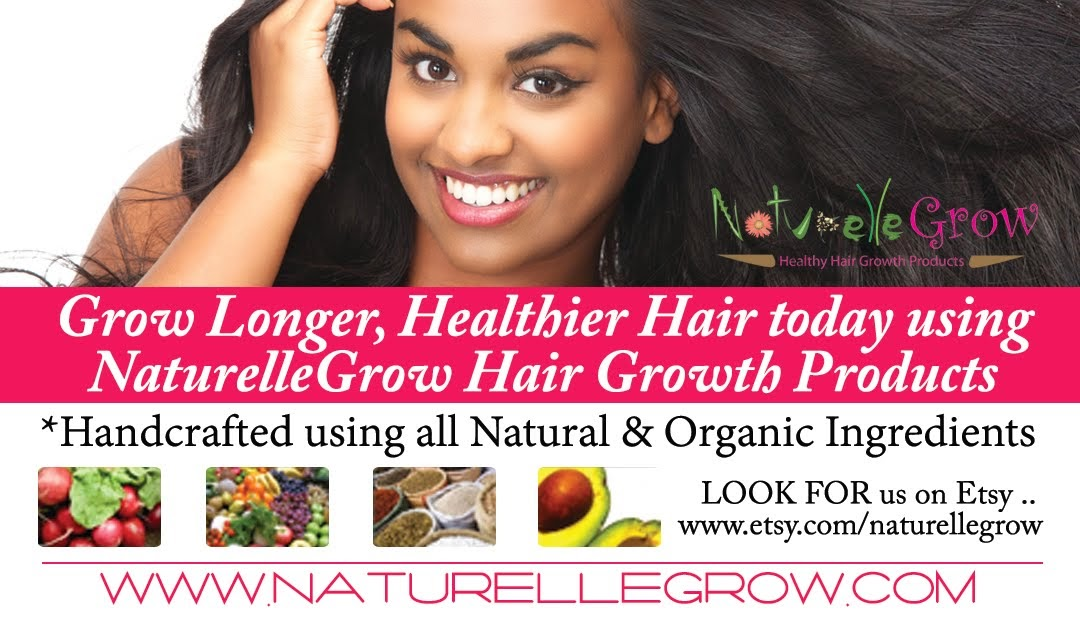 NaturelleGrow Organic & Natural Hair Products