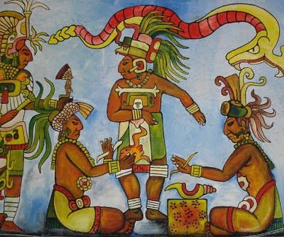 los mayas y su lengua: