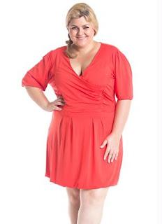 vestido balonê para gordas - looks e dicas