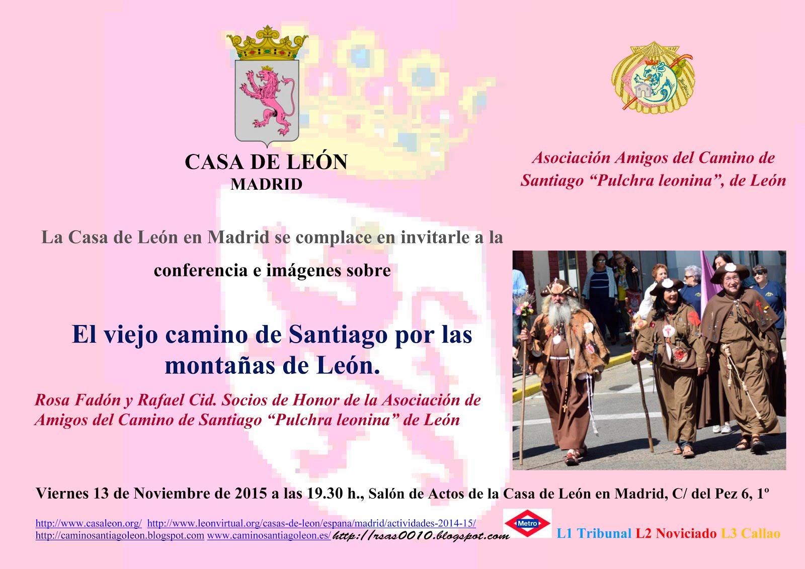 Conferencia de La Asociación de León