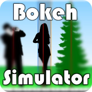 Bokeh Simulator