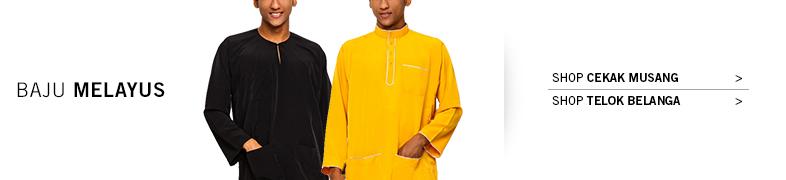 http://www.zalora.com.my/men/pakaian-tradisional/baju-melayus/