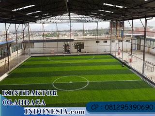081295390690 Jasa Pembangunan Lapangan Futsal Murah Berkualitas Profesional