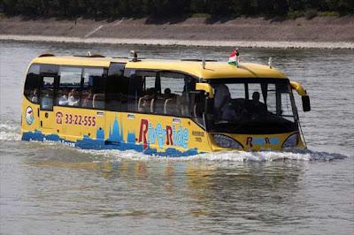 autobus anfibio viajes y turismo