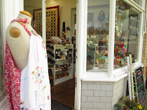 Maisie Daisy craft shop,Mill Street Sidmouth.EX108DF