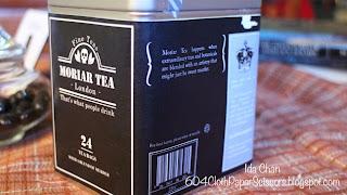 #Sherlock murder mystery #TeaParty Moriar-tea by Ida Chan
