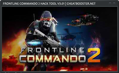 Frontline Commando 2 Cheats