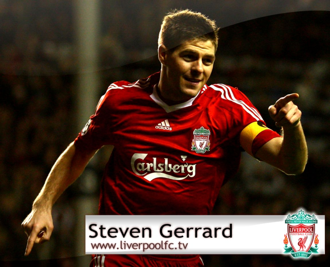 Steven Gerrard Liverpool Wallpaper 1280x1024 px Free Download