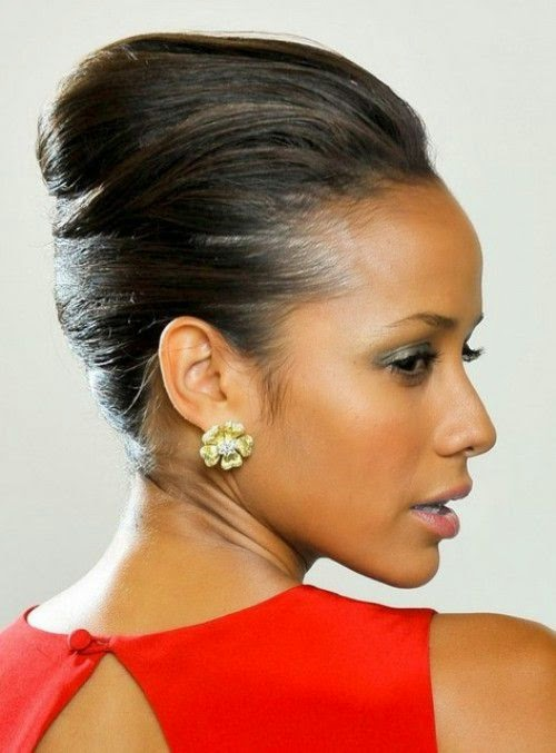 Latest Black Hairstyles Updos 2015 Trends