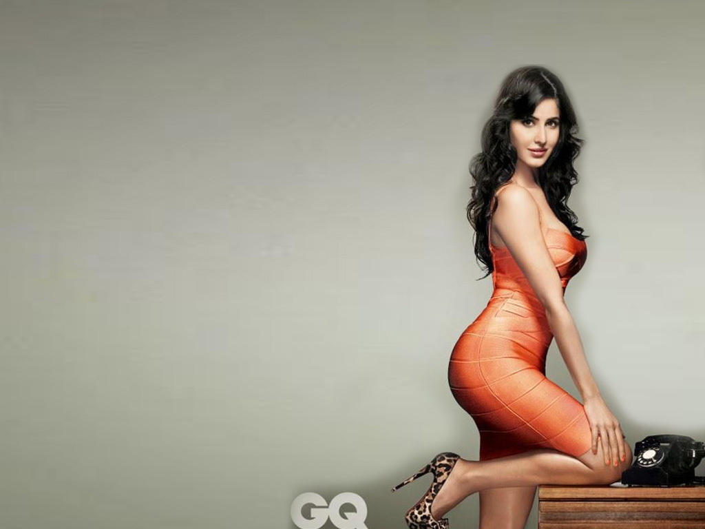 Indian Girl Katrina Kaif Photoshoot HD
