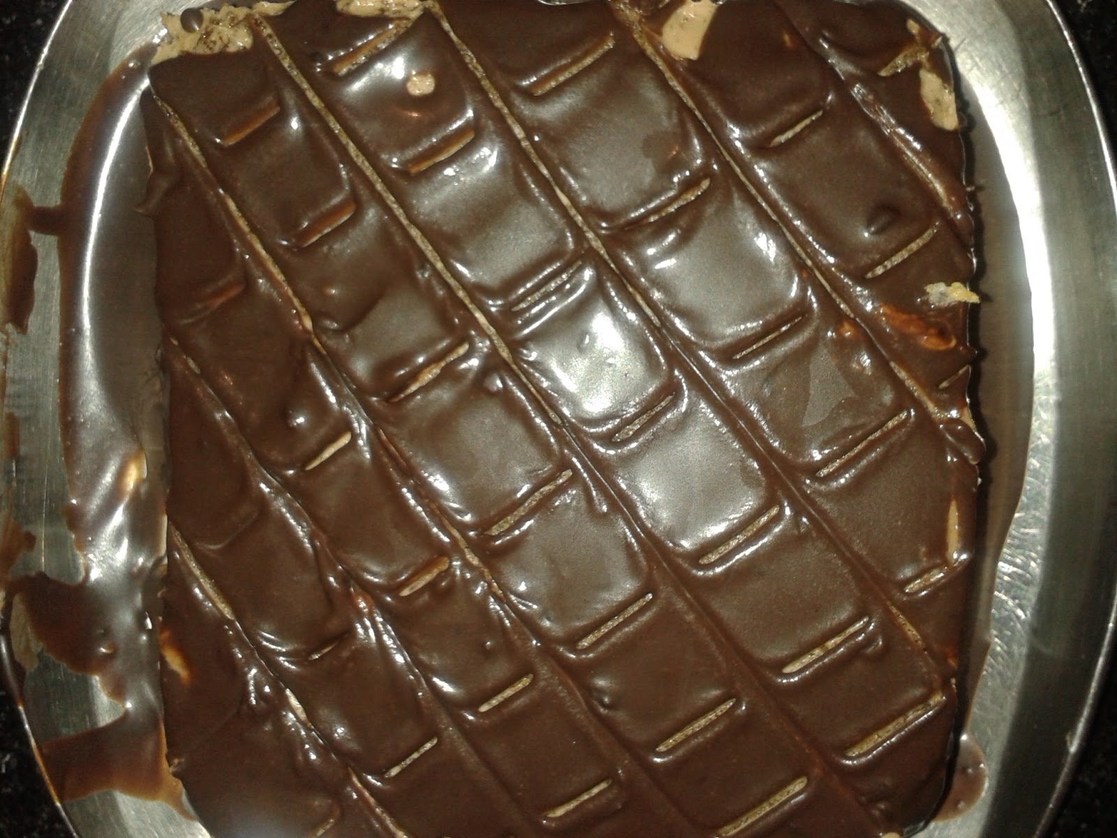 Indian Vegetarian Recipes: Chocolate Cake with Chocolate ...