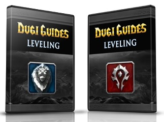 World of Warcraft WOW Over 60 Questing Zones
