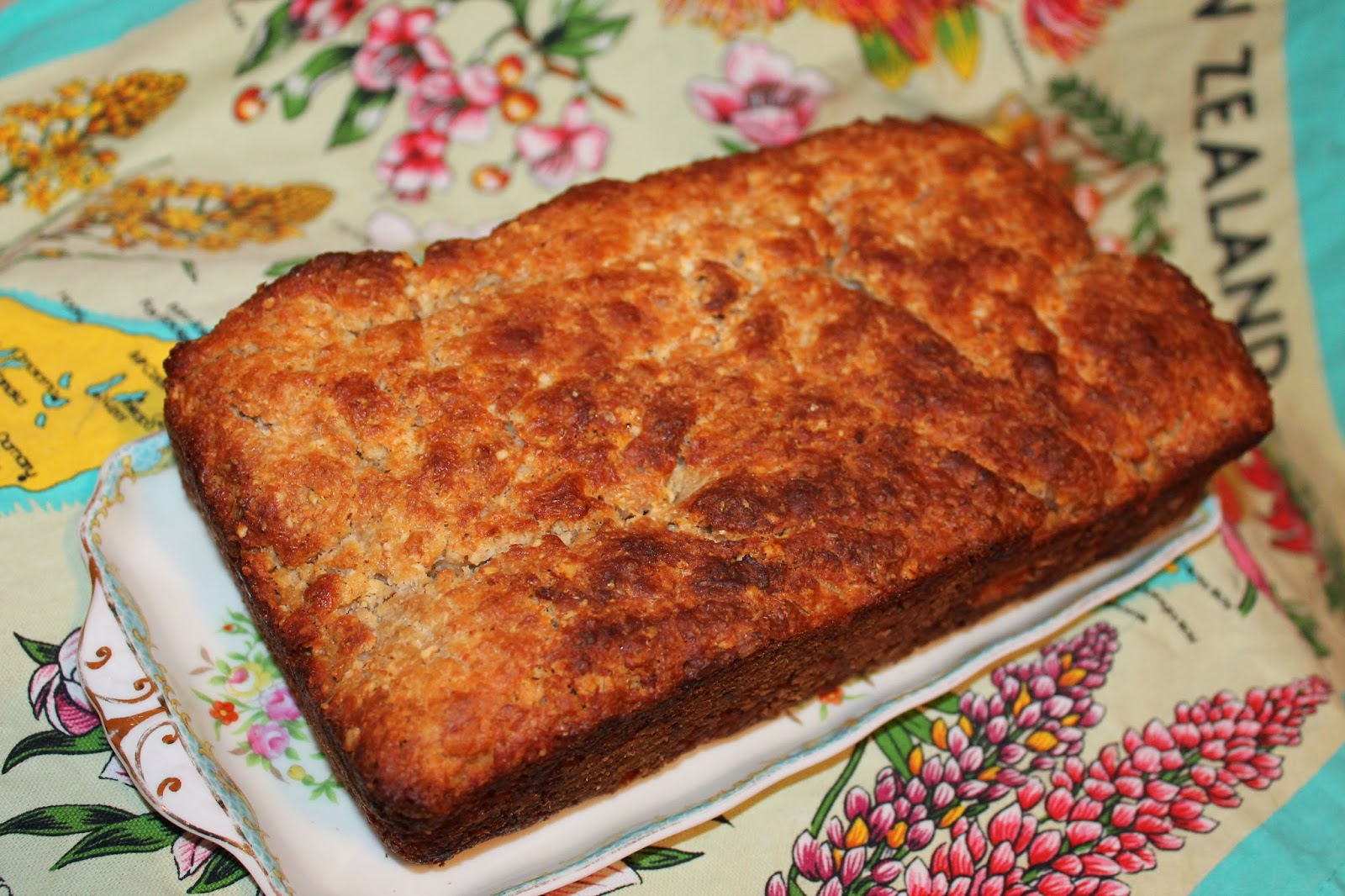 A little bit country: Easy little bread