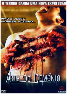 Download Arte do Dêmonio DVDRip AVI Dual Áudio