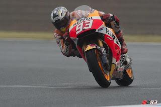 Marquez Targetkan Finish Di Philip Island Australia