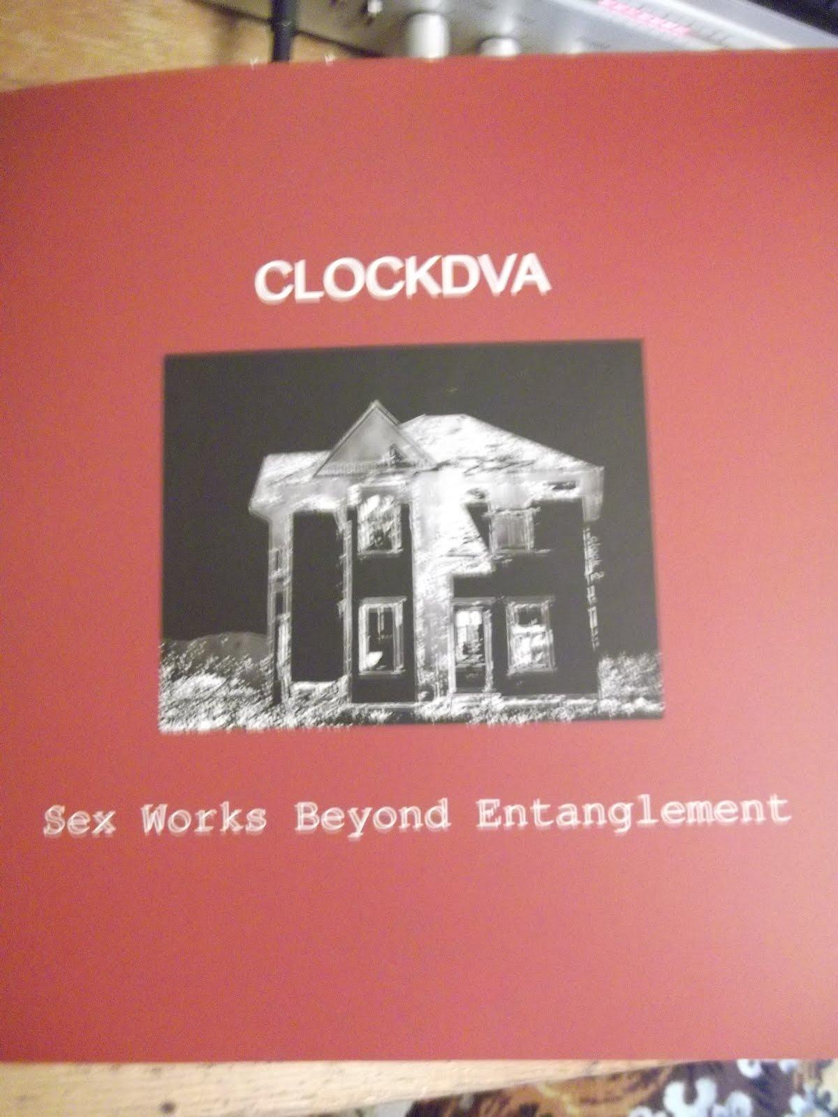 Clock DVA Agony