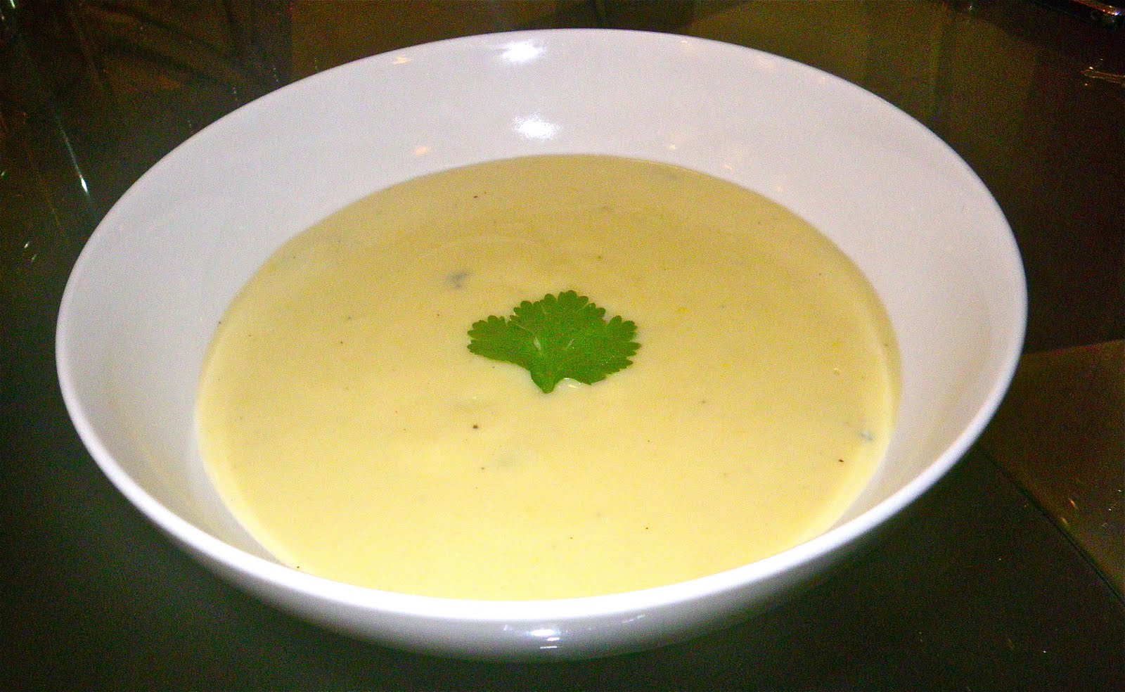 Vichyssoise Soup Recipe — Dishmaps