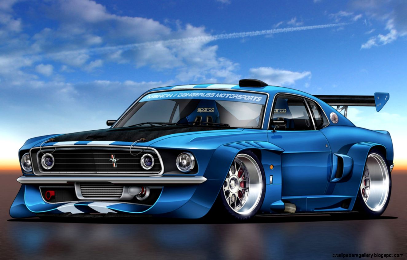 Cool Cars Ford Mustang