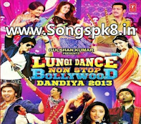 Lungi Dance Non Stop Bollywood Dandia Remix (2013) download songs pk
