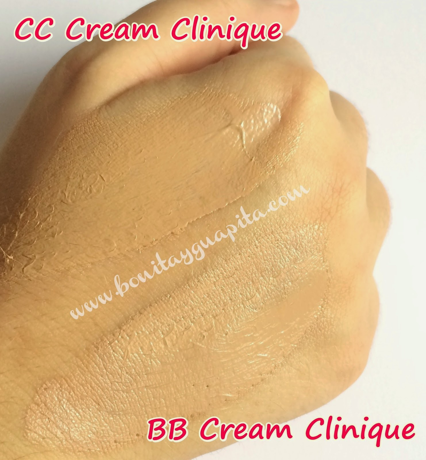 bb cream cc cream clinique