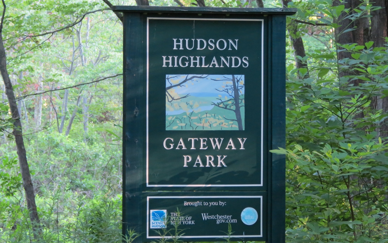 Gone Hikin Hudson Highlands Gateway Park NY