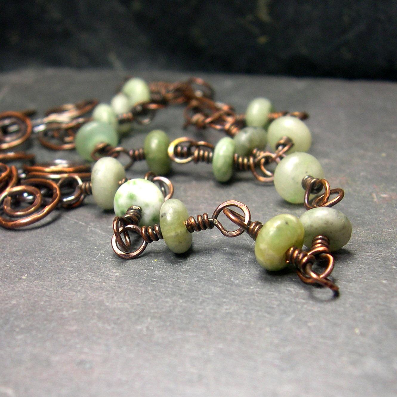 katalina jewelry tutorials wrapped loops tutorial