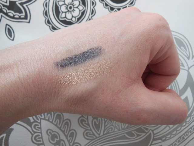 Mary Kay eye crayon swatches