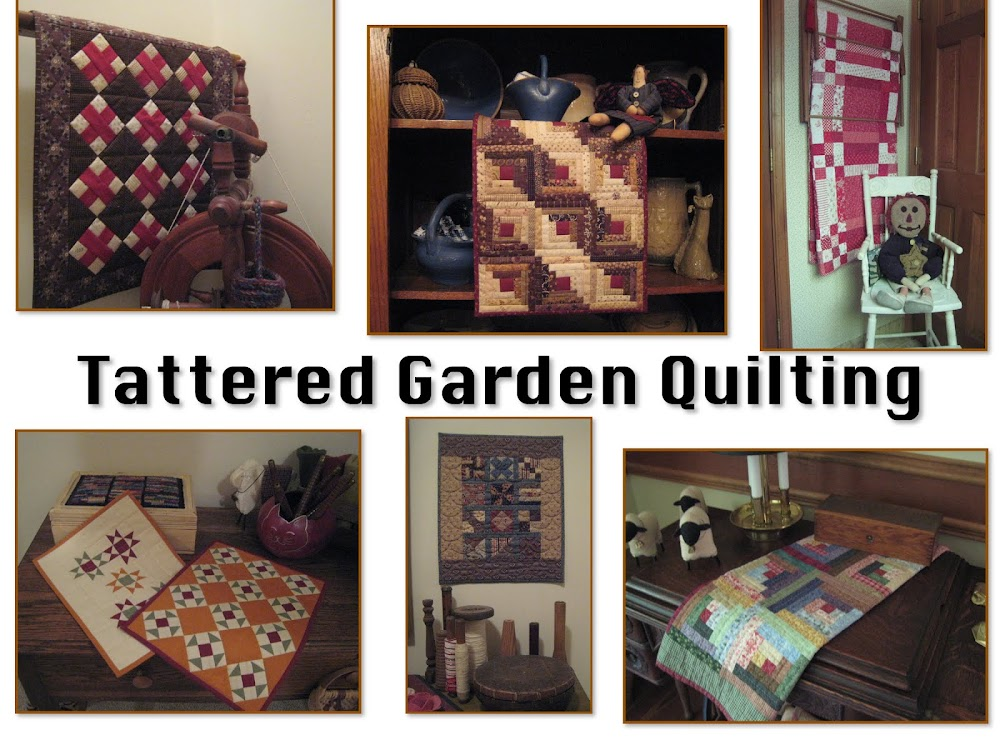 Tattered Garden Quilting