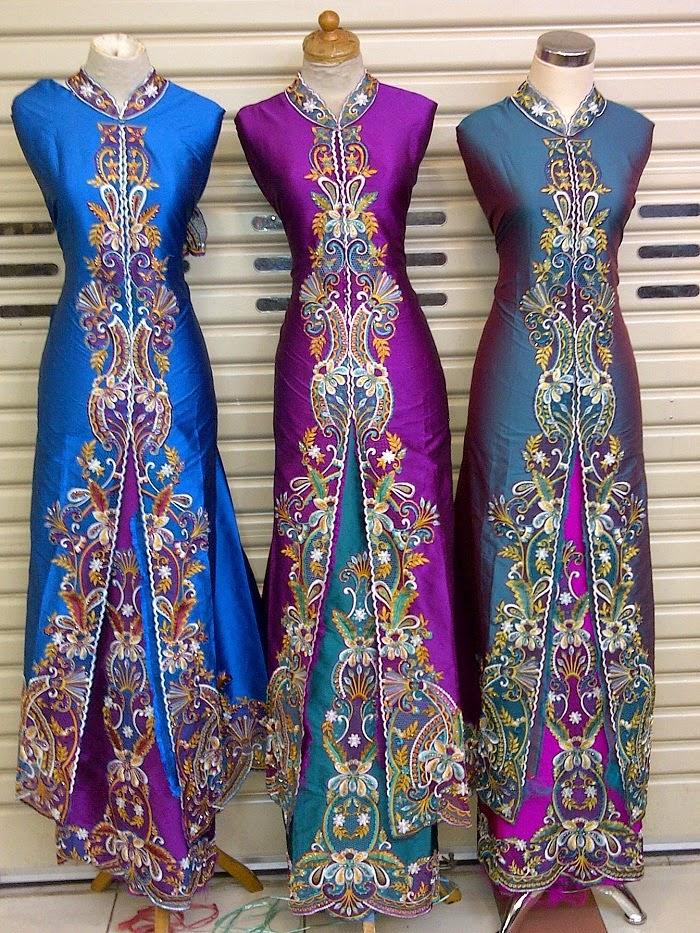 Foto Model Baju Kebaya Gamis Terbaru