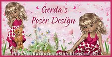Gerda's Poser Design
